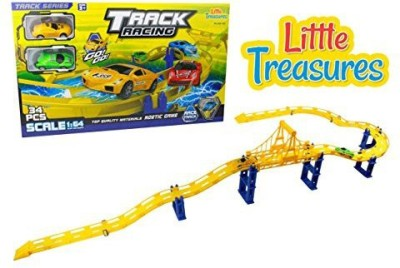 Little Treasures Track Racing Track