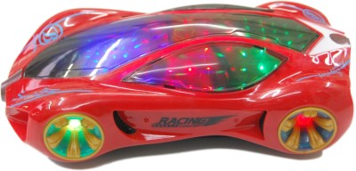 Dinoimpex Battery Operated Car with 3D Light
