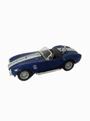 Kinsmart 5,, 1965 Shelby Cobra 427 S/C Blue