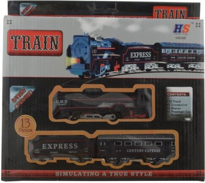 Noorstore Battery Operated Train