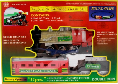 Lovely Collection Western Express Train Set
