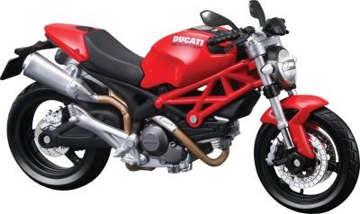 MAISTO Ducati Monster 696 Toy Bike Model