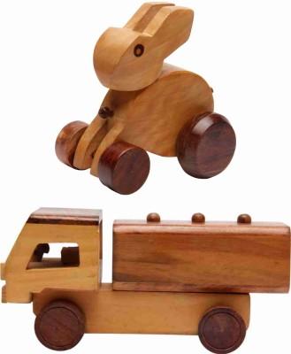 EcoJoy Poki Rabbit & Spiller