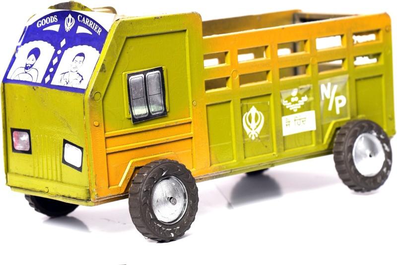 Azad Industries Truck(Green, Blue)