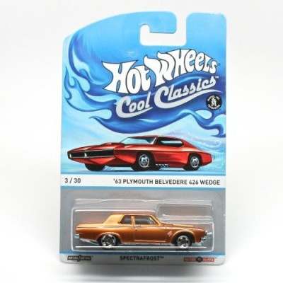 Hot Wheels 63 Plymouth Belvedere 426 Wedge 3 Of 30 2013