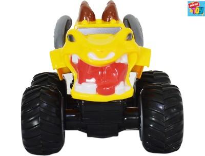 Mera Toy shop Monster 4*4 Sun-Yellow