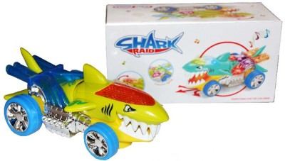 Babeezworld Shark Car G