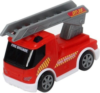 Dickie Rescue Car