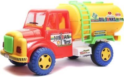 Rahul Toys Friction Oil Tanker