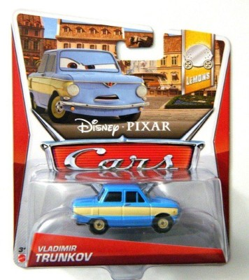 Disney Pixar Cars Vladimir Trunkov