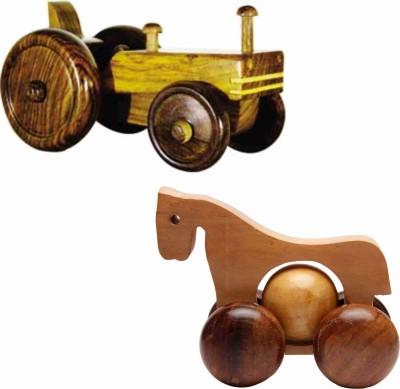 EcoJoy Dixie & Mulio Tractor