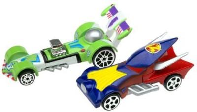 Mattel Hot Wheels Disney Wild Racers Story Lightyear Warpster