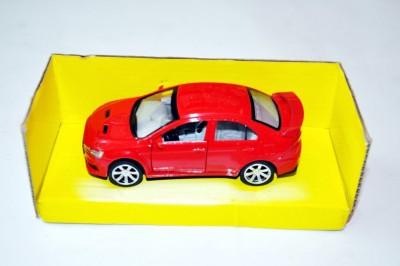 Ruppiee Shoppiee Metal Car Red