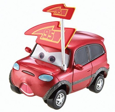Mattel disney/pixar cars Timothy Twostroke Diecast