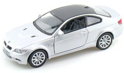 i-gadgets Kinsmart BMwM3 Coupe slv