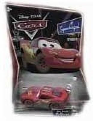Mattel Cars Dirt Track Mcqueen