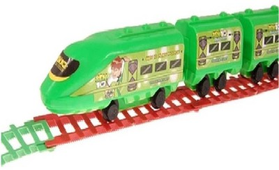 Turban Toys Ben10 Battery Operated Train