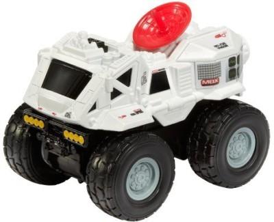 Matchbox Rev Rigs Space Truck(White)