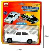 Centy Ambassador Taxi/VIP(White)