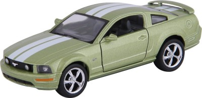 Baby Steps Kinsmart Die-Cast Metal 2006 Ford Mustang Gt Sports