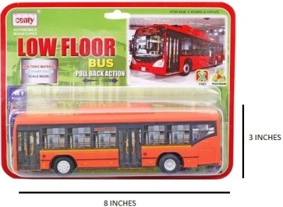 Centy Low Floor Bus CT-132