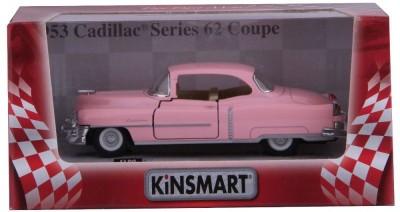 KINSMART 1953 CADILLAC SERIES 62 COUPE DIECAST CAR -