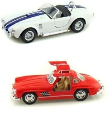 Mayatra's Kinsmart Shelby Cobra And Mercedes Sl Coupe