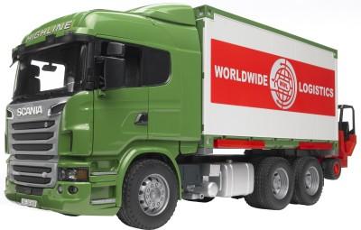 Bruder Scania R-Series Truck