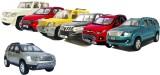 Centy JACK_Centy- SUV Kit - Set-2 (Multi...