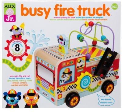 Alex Toys ALEX Jr. Busy Fire Truck Activity Center