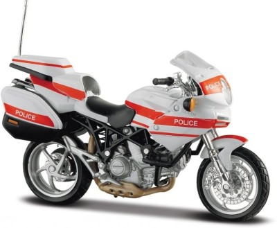 Maisto Ducati Police Scale 1:18