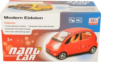 Just Toyz Dynamoelectric Nano Car
