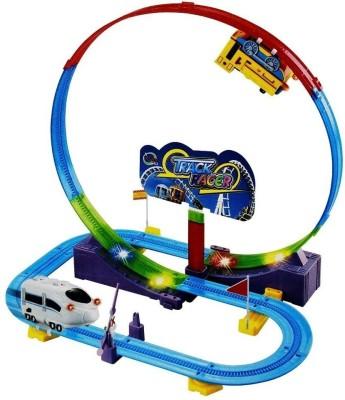 Wishkey Track Racer 32 Pcs Train Set