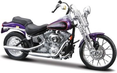 Maisto Harley-Davidson 2001 FXSTS Springer Softail