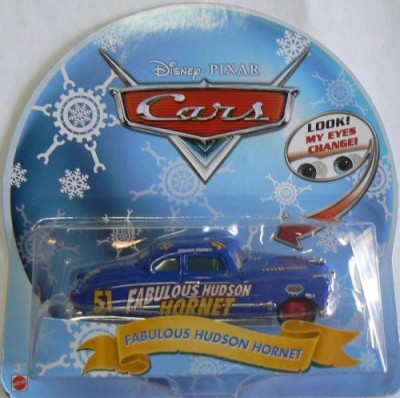 Unknown Disney Pixar Cars Winter 2013 Fabulous Hudson Hornet