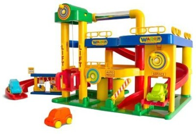 Wader Quality Toys Wader Garage No 1