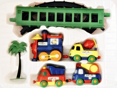 Ruppiee Shoppiee Play Train Battery Operated