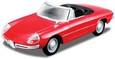 BBURAGO 1/32 Alfa Romeo Spider diecast model car