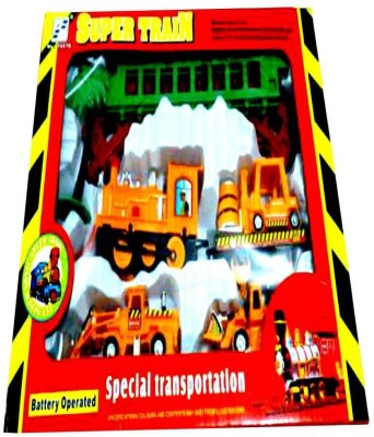Shop & Shoppee Super Train Set