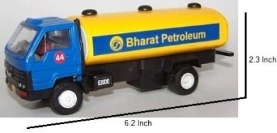 Centy Toys DCM Tanker