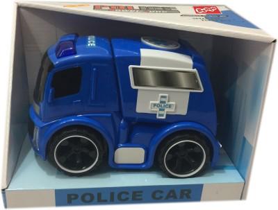 Bento Big City Police Car