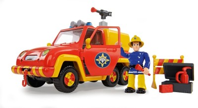 Simba Fireman Sam Fire Engine Venus