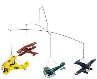 Authentic Models Flight Mobile With 1920,S Vintage Airplanes