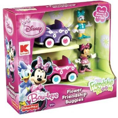 Fisher-Price Disney Junior Mickey Mouse Clubhouse Minnie Mouse Bowtique