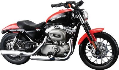 Maisto Harley-Davidson 2007 XL 1200N Nightster