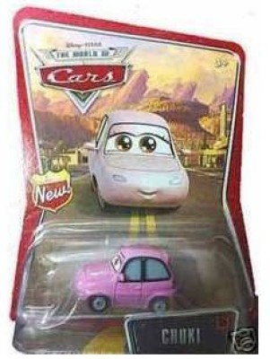 Disney Pixar Die Cast Cars Chuki