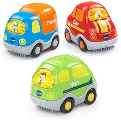 VTech Go Go Smart Wheels Everyday3Pack