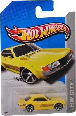 Hot Wheels C4982 Hw Basic Car Asst 138637