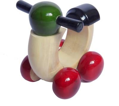 Artykart Wooden scooter