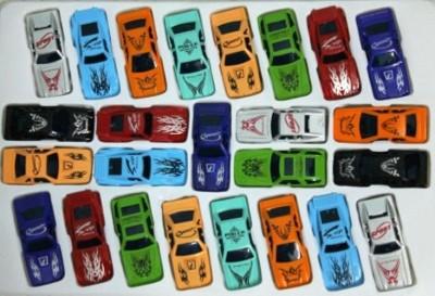 Turban Toys Stylish 25 pieces car set for kids